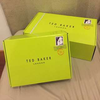 Ted Baker box