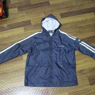 Billabong windbreaker hoodie