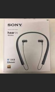 正版Sony h.ear in wireless 高音質耳機
