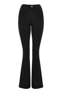 Topshop Jamie Bell Bottom Jeans