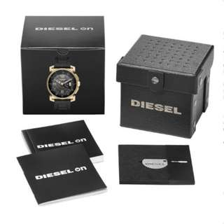 Diesel on hybrid smart watch iwatch