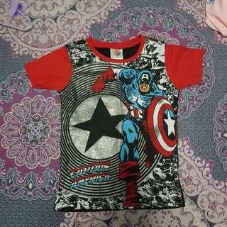 Super hero shirts