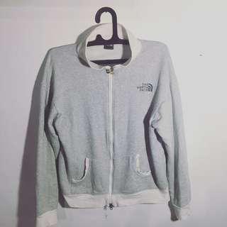 THE north face sweatshirt jacket jaket sport