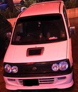 Perodua Kenari 1.0 Auto EZ