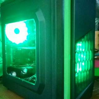 Pc gaming core i5 ddr3 4gb vga 2gb