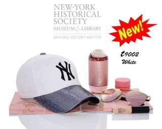 NEW -YORK TYPE            : JC TC-303/ T9002#10  SIZE              : KATAGORI   : TOPI WEIGHT       :200 GR  MATERIAL   :KANVAS QUALITY      : SEMI PREMIUM COLLOR       : ( ALL BLACK,BLACK WHITE,PINK,WHITE  )    H  130rb