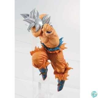 (Po)Dragonball Super - Goku Figur - BWFC Special / Ultra Instinct