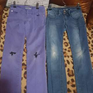 skinny jeans  for kid