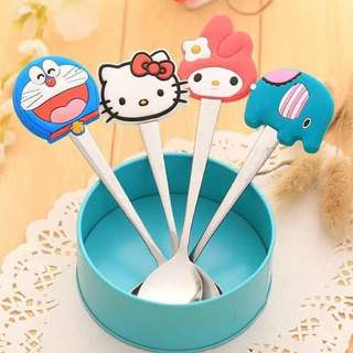 Character Cup Spoon