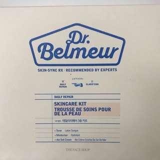 BNIB : Dr Belmeur Daily Repair skincare kit