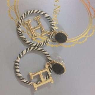 夾式耳環/耳環