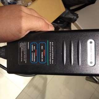Mobot 36v charger