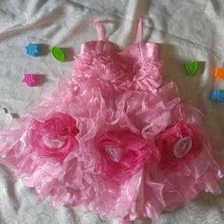 Preloved Dress For Baby Girl (1 Year Old)