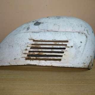 Vespa Sprint Right/Engine Sidebox