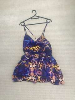 Playsuits size 8-10