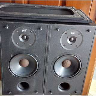 PSB Bookshelf Speakers from Canada