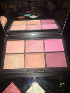Nars Unfiltered 2 LE Blush Palette