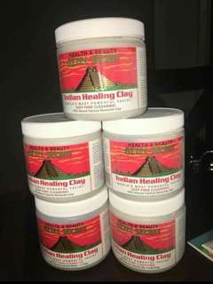 1tub Aztec Indian Healing Clay *SOLD OUT*