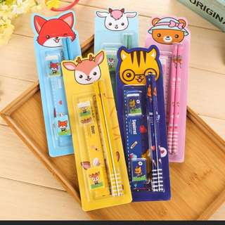 Stationery Set goodies bag party favour