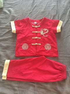 REPRICED! Chinese Costume Set