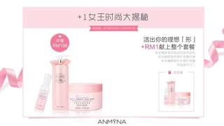 Offer‼️ANMYNA Multi Therapy Silicone-Free Premium Hair Care Collection 多效无硅油优品系列