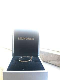 Karen Walker Mini Daisy Ring