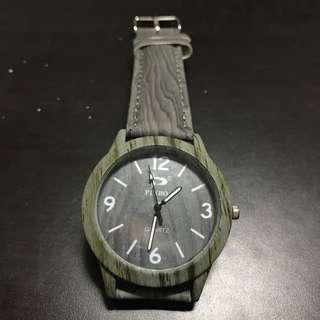 日本木紋手錶