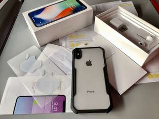 iPhone 10 256gb Ntc approved