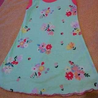 #momratu.Dress kutung anak 3-4 tahun