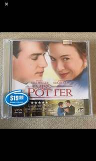 Vcd box 14 - Miss Potter