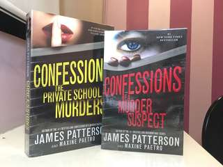 Confessions of a Murder Suspect & Confessions: Private High School Murders