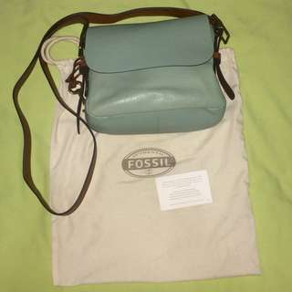 Authentic Fossil Sling Bag