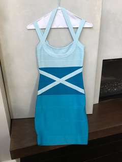 Body con bandage formal dress