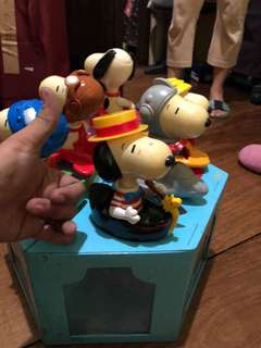 Mcdonalds snoopy collecti n
