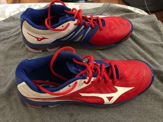 Mizuno Wave Lightning badminton shoes