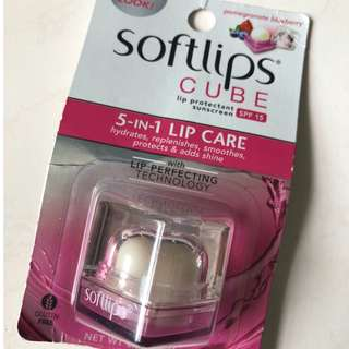 Softlip cube 5 in 1 lip care