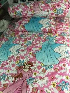 Princess Super Single Bedsheet