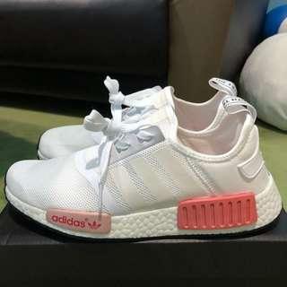 Adidas NMD R1 White Pink