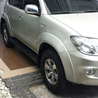 2005 Fortuner Vvti 2.7 engine matic 2006 2007 body