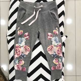 Pre💕 Authentic H&M KIDS Sweatpants