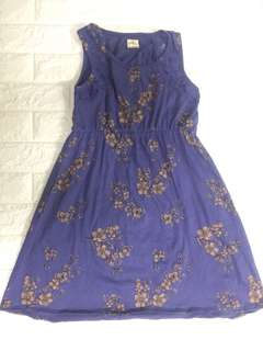 Floral Dress (7-9yrs old)