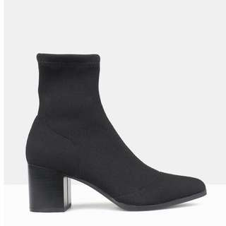 Brand New Betts Sultry Sock Boots