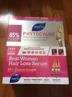 Phytocyane for thinning hair - Best hair loss serum