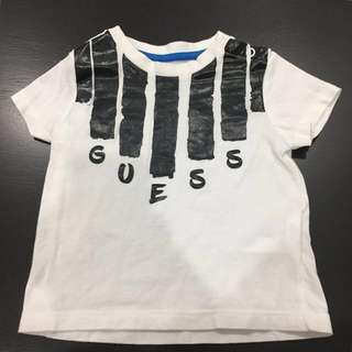 (FreePos) Pre💕Authentic GUESS Tee
