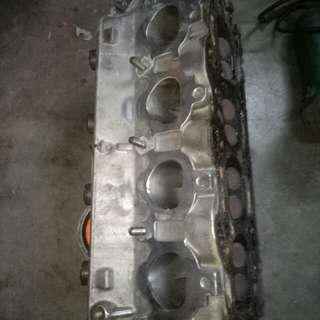 Head 1.8 SOHC porting Stage 2