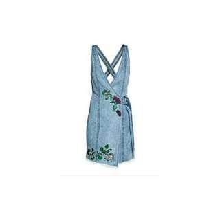H&M Coachella Denim Jumper Skirt 😍😍😍