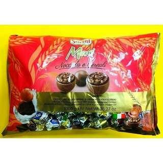 義大利原裝進口 Sorini 索利尼花朵巧克力-1000g