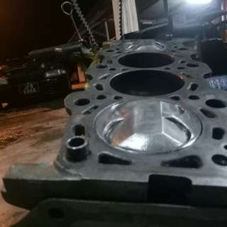Block 1.6 siap Piston Mivec 82mm