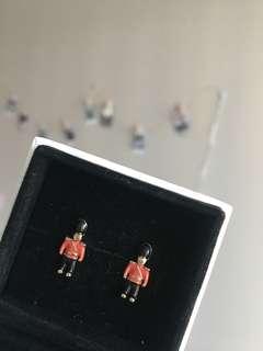 Guardsman Earrings