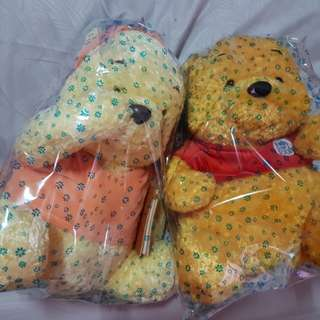 Winnie The Pooh(RM25/unit)